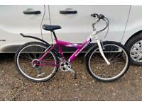 Ladies mountain bike 17'' frame £60