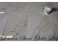 Crema Royal Polished Marble 61x30cm Tiles