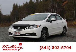 2013 Honda Civic LX (A5)