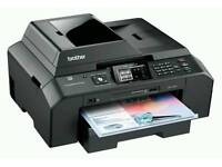 Multifunction with fax