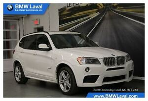 2013 BMW X3 xDrive35i GROUPE DE LUXE, GROUPE EXÉCUTIF, GROUPE