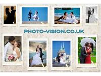 Wedding Photographer from £250