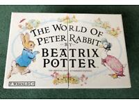 Set of Peter Rabbit books