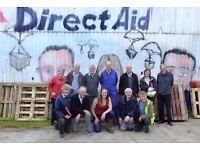 Edinburgh Direct Aid - Fork Lift Experience?