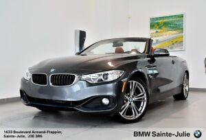 2014 BMW 4 Series xDrive, Groupe Performance, Certifié