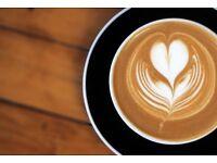 Barista/Cafe Staff/Mond-Fri/
