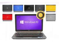 "Dell E6320 13.3"" Laptop Core i5 2nd Gen 4GB 320GB Refurb Customisable upto 1TB 16GB"