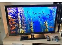 """Samsung 40"""" Led Full Hd 1080P tv Freeview Hdmi Usb Excellent condition-Not Smart tv"""