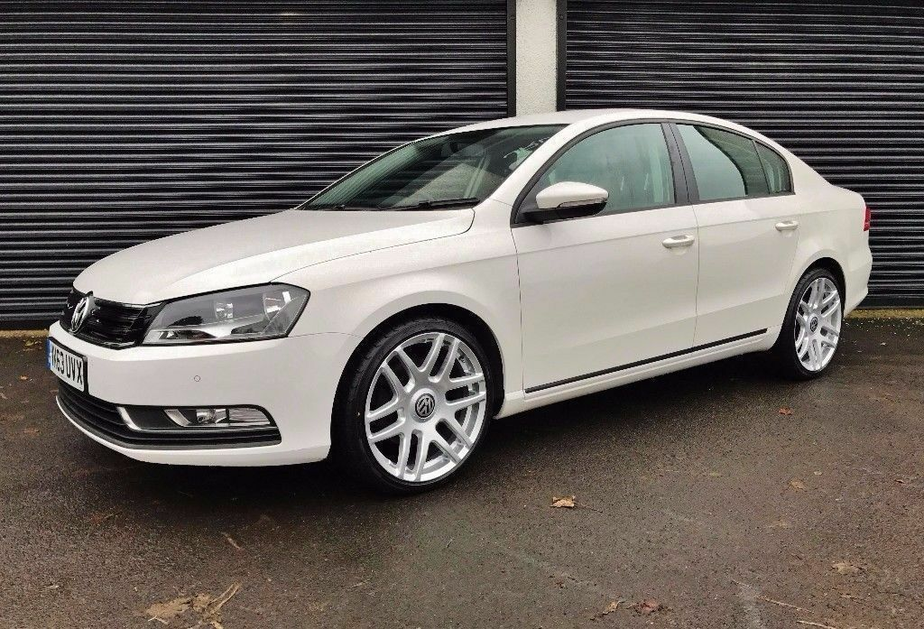 2013 VOLKSWAGEN PASSAT 1.6 TDI 105 BLUEMOTION NOT JETTA GOLF AUDI A3 A4 A6 ACCORD MONDEO LEON 320D