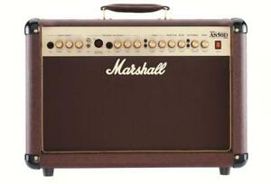 Amplificateur acoustique Marshall AS50D