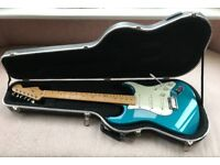 Fender American Stratocaster with Hard Carry Case included