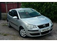 *****2006 VOLKSWAGON POLO 1.2 , MOT TILL MARCH 2017, LOW MILES ONLY 84K, CHEAP TAX N INSURANCE****