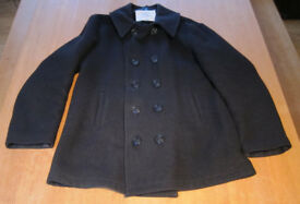 Double-breasted Pea coat from Fidelity by Gerald & Stewart