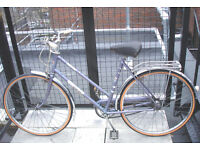 Gorgeous Dutch style 3 speed bike, serviced