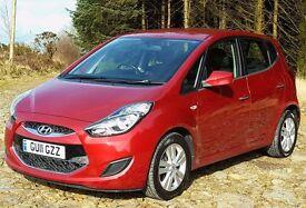 :Reduced:{YouTube Video} Hyundai iX20 1.4CRDi Active, MPV, Low Mileage, £30 Tax, Bluetooth, 6-Speed