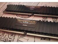 Corsair 16GB (2 x 8GB) 3200MHz DDR4 RAM