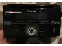 Double din pioneer car stereo