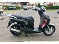 HONDA PES 125 PS 125i 2008 YEARS MOT EXCELLENT RUNNER VERY LOW MILES