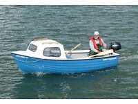 FAMILY FISHERMAN PACKAGE COMES WITH 3.5HP TOHATSU OUTBOARD AND TRAILER - THIS A ONE OFF DEAL GRAB IT