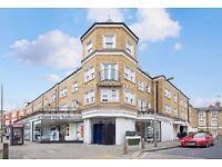 2 bed 2 bath flat on Queenstown Road, Battersea, SW8