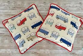 VW cushions
