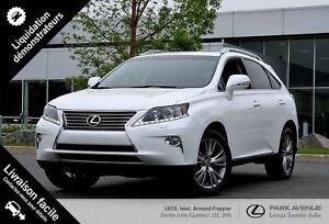 2013 Lexus RX 350 * 154$/Sem sur 72mois garantie 3ans/60000km *