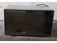 Silver 32L Samsung ME0113M1 Microwave Oven