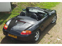 2001 Porsche Boxster, 2.7, 138000mls. Owned for ten years. Everything works. Drives well.