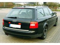 WANTED Audi A6 C5 Avant Rear Lights