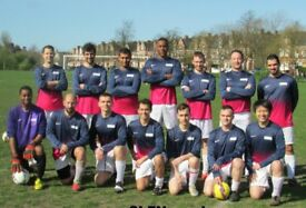 NEW PLAYERS WANTED! Join one of our teams today! Play football in South London, find new friends. n5
