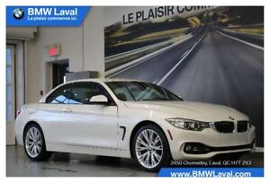 2014 BMW 428i xDrive Cabriolet LIGNE INDIVIDUEL, GROUPE DE LUXE