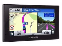 Garmin Nuvi 2569LMT-D 5inch SatNav - UK & EU Maps, Map Updates, Digital Traffic Alerts & Bluetooth