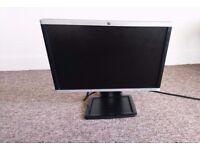 22 inch LED HP Computer monitor
