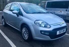Fiat Punto 1.3 Diesel - 12 months MOT FSH