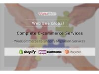 Woocommerce To Shopify Migration Service | Ecommerce Web Designing & Development | Digital Marketing