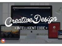 Website/graphic design & SEO from Brighton based designer/developer