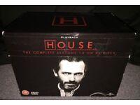 House Box Set: The Complete Seasons 1 - 8 (Complete DVD Box Set)