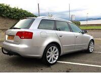 2005 AUDI A4 1.9 TDI AVANT - NICE CAR, JUST HAD MOT AND FULL SERVICE, GREAT MPG