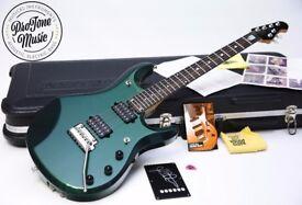 Ernie Ball Music Man JP6 Piezo John Petrucci & Original Case & Signed Back Plate