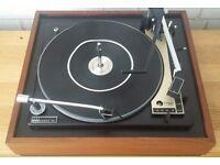 Vintage BSR Turntable