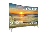 *MAY DELIVER BEAUTIFUL PREMIUM TV * CURVED * QLED * 65 Inch SAMSUNG 4K UHD SMART* TELEVISION