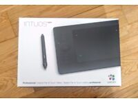 Wacom Intuos Pro Small Graphics Tablet *BRAND NEW*