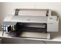 "Epson Stylus PRO 7600 24"" roll paper printer"