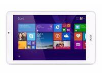 Acer Iconia Tab 8Inch W1 Windows 10 32GB Tablet