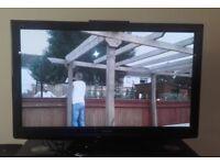 "46"" TV Panasonic TX-P46S20B with Freeview HD - Full HD 1080p 600Hz Plasma TV"