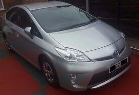 Toyota Prius 1.8 VVT-i Hybrid T4 CVT 5dr (nav)