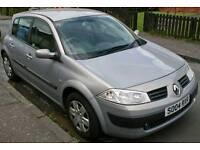 2004 Renault Megane 1.6