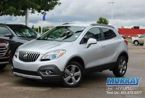 2014 Buick Encore | AWD | REAR VIEW CAMERA | ON STAR