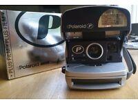 Polaroid P600 instant camera