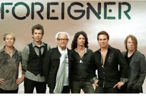 Wanted ~FOREIGNER TICKETS